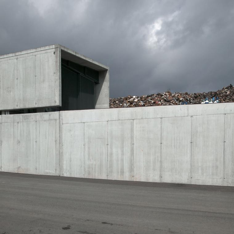 金属回收工厂_11