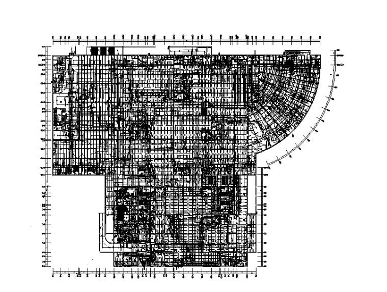 云南22层医院项目强电施工图(含人防、消防、附计算)