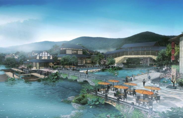 [江苏]无锡灵山禅境旅游度假区规划设计方案(禅文化)