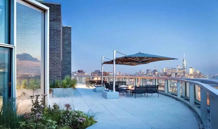 现代屋顶花园设计赏析_9
