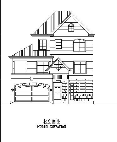 多层框剪结构建筑施工图(含住宅及别墅建筑)