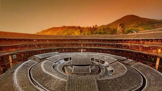 中国最美的古建筑民居