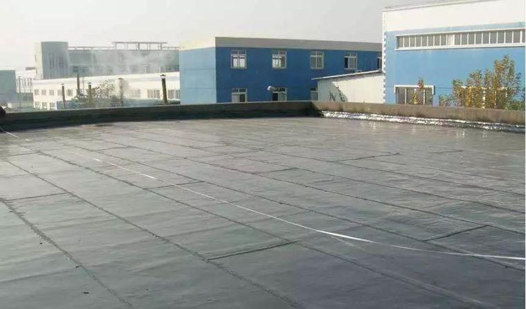 防水工程施工质量控制要点