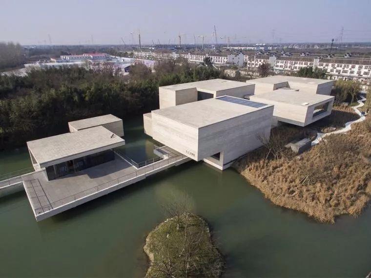 全球优秀建筑分享--嘉兴木心美术馆
