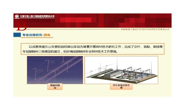 铁路隧道工程设计阶段BIM应用研究及案例分析_22