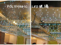 POLYMAGIC LED玻璃闪耀台北国宾酒店宴会厅
