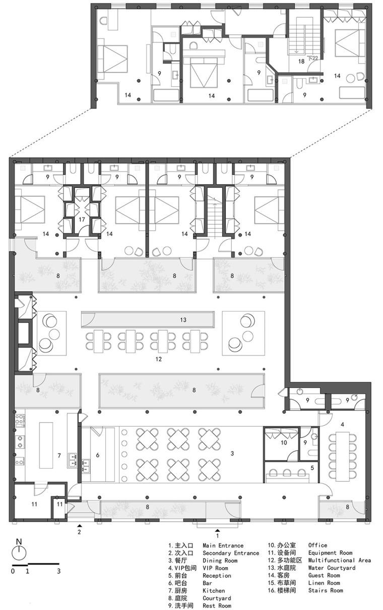 北京叠院儿建筑-44