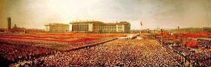 人民大会堂是如何建成的,从设计到施工仅用了1年零15天