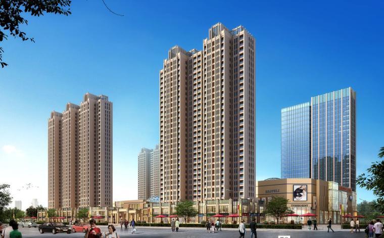 [河南]东部某城市综合体方案设计文本PDF_5