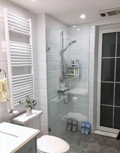 拥有绝美榻榻米卧室、治愈系厨房,可能是最清新的美式风!_45