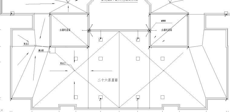 VV住宅资料下载-某28层高层住宅电气全图