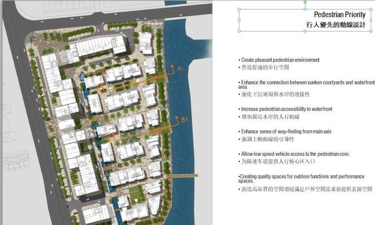 [浙江]某水上乐园公园景观方案设计文本PDF(107页)-行人優先的動線設計