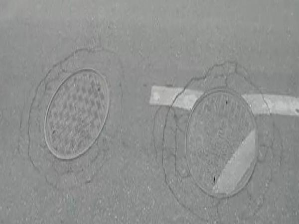 市政道路检查井所存在的问题