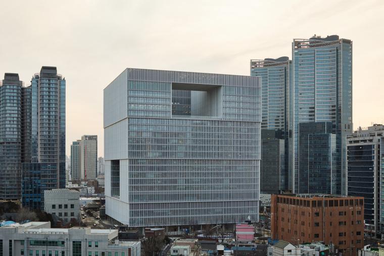 韩国爱茉莉太平洋集团总部