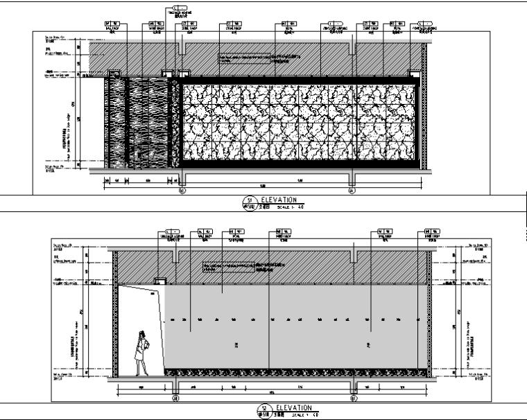 【重庆】110000平米酒店设计施工图(附效果图)_3