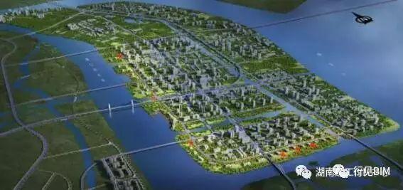 [BIM案例]中山翠亨新区环岛路PPP项目BIM技术应用