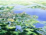 【浙江】绍兴黄港湿地生态公园规划方案