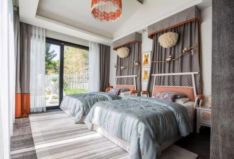 卧室背景墙别放空,这样设计美极了!_12