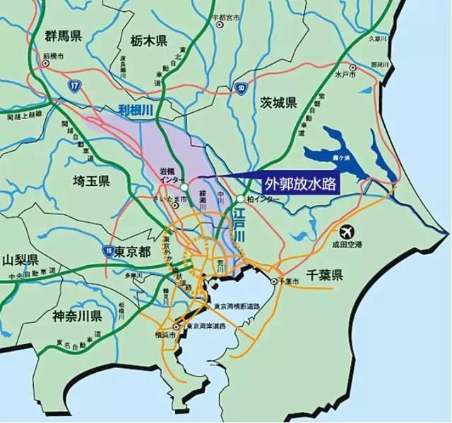 """日本""""地下神殿""""为何红遍网络?说说日本的排水系统!_5"""