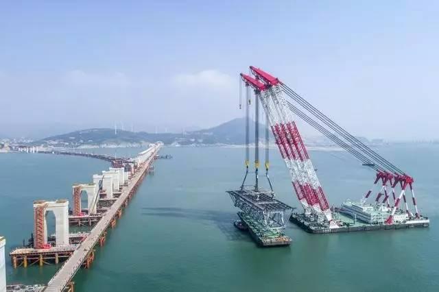奇迹!在与百慕大、好望角齐名的世界风口上建世界最长大桥