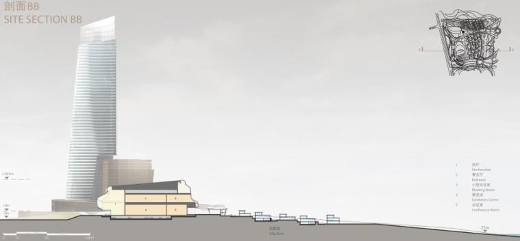 """[三亚]超高层""""灯塔奇石""""造型财经论坛中心概念设计方案文本_13"""