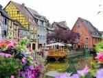 """四个最美的法国小镇,我愿在此""""终了余生""""..."""