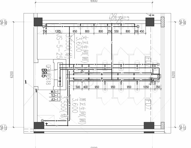 深圳光明新区厂房给排水设计施工图(PDF)