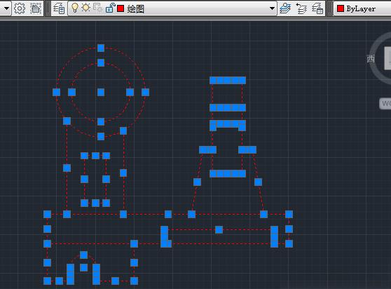 shift键在CAD中的妙用,值得学习!_4