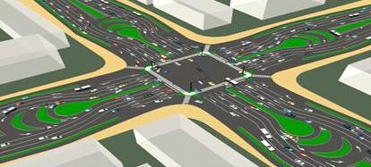 马万经:交叉口多方式优化设计与控制