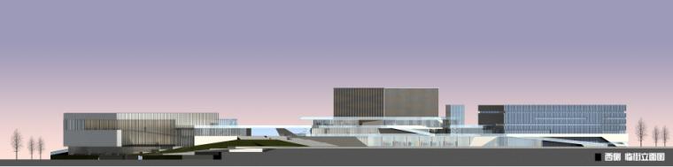 [湖南]西南设计院多功能文化艺术中心建筑设计方案文本_10