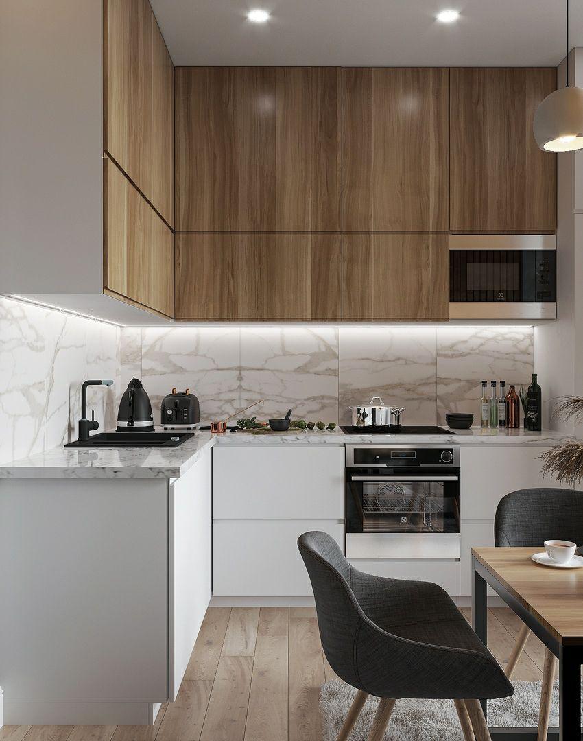 2019流行的花式厨房瓷砖,你都选对了吗?_14