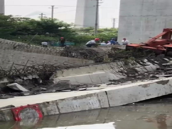 突发!南通沪通大桥桥梁断裂倒塌!事故原因或许在这里!
