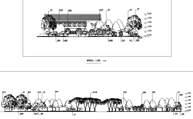 """[湖南]""""海绵城市""""环湖生态亲水休闲公园景观设计全套施工图(2017年11月最新资料)_11"""