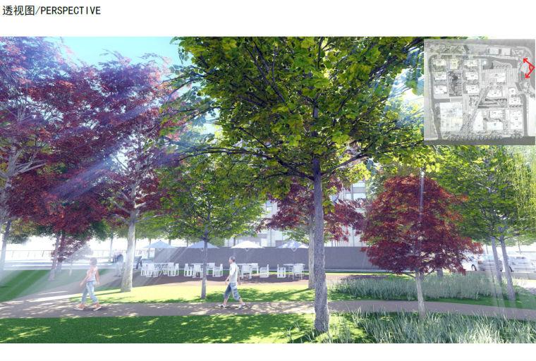 [上海]闸北商办项目100%景观方案设计(PDF+162张)