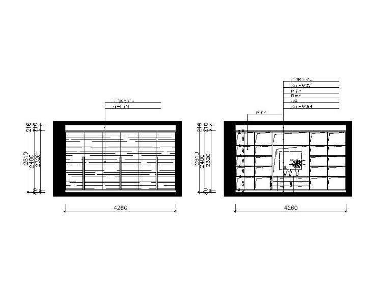 欧式风格别墅v风格CAD施工图(含效果图)cad立面建模3dmax图片