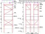 大桥承插式临时墩施工工法