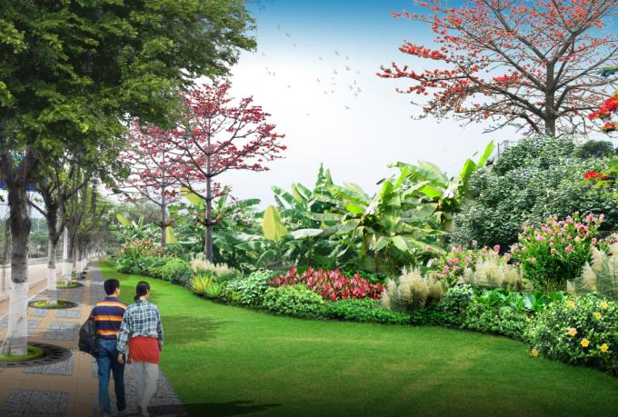 """[广东]""""源代码""""科技创意生态道路景观改造设计方案_6"""