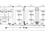 办公楼电气平面施工图纸