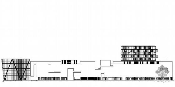 北展综合楼建筑施工图