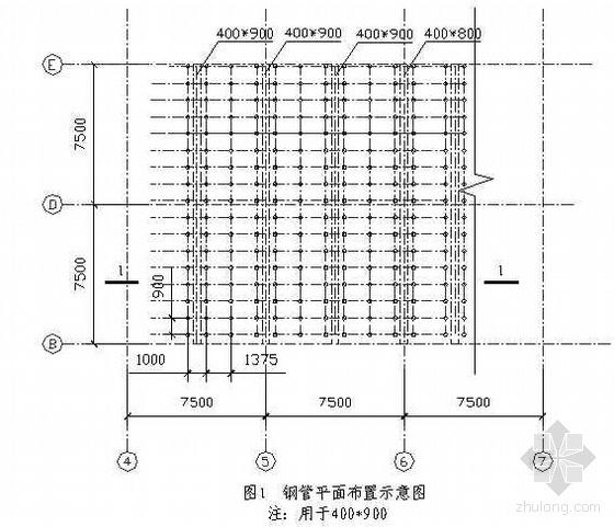 珠海某档案馆模板工程施工方案(高支模 12.6m 胶合板)