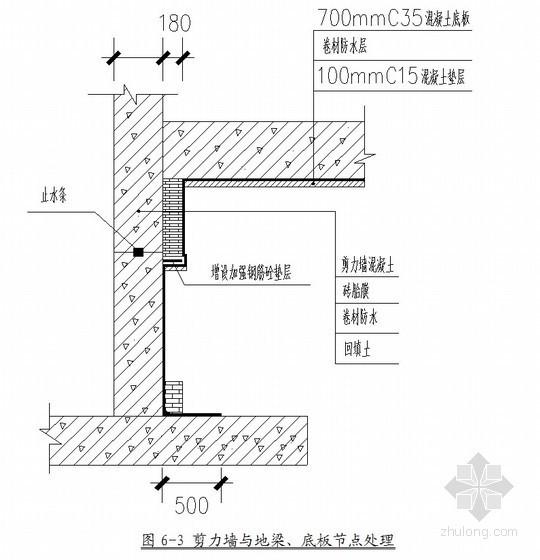 [广州]地下室底板施工方案
