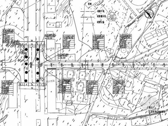 [湖南]城市支路整套施工图设计131页(道排 交通   绿化)