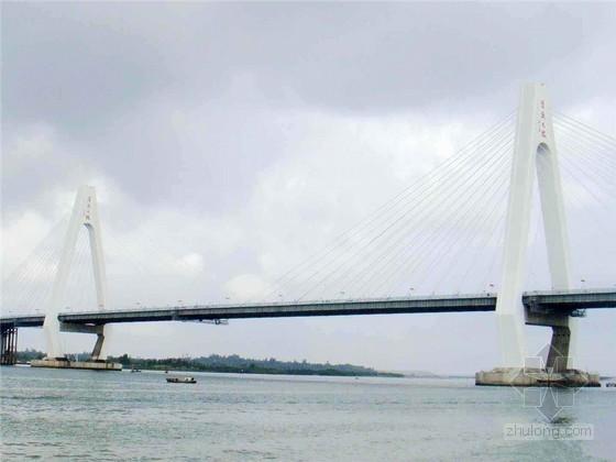 大跨度斜拉桥主墩索塔施工专项方案(41页 配图丰富)