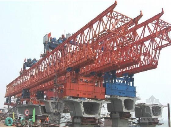 [浙江]60m、47m、41m双幅节段箱梁DP120-60型节段拼装架桥机结构及计算书103页