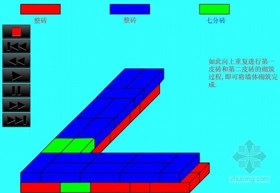 一级建造师建筑工程实务常用施工动画(55个)