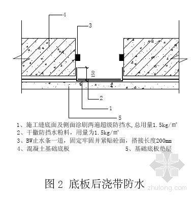 水泥基渗透结晶型防水涂料施工应用