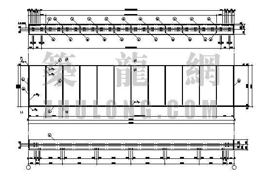 重型厂房结构合计图