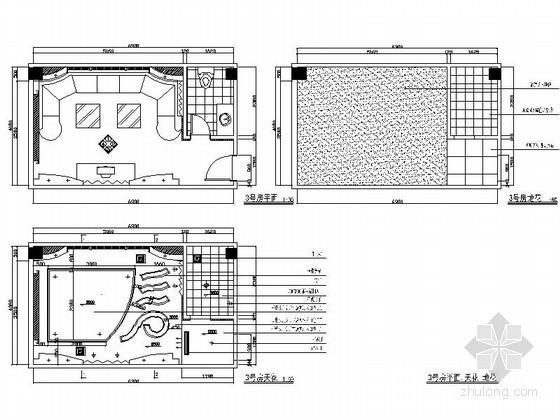 VIP包间装修资料下载-时尚VIP包房装修图