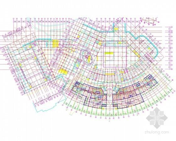 [海南]国际7星级酒店全套智能化图纸(顶级设计院 设计全)
