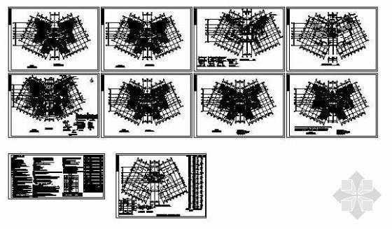 [分享]图纸图纸锅炉房燃气剖面图资料下载cad蒸汽中级图片